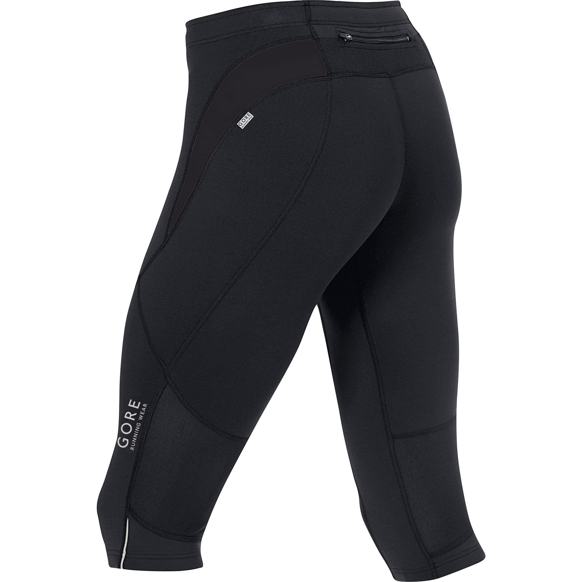GORE RUNNING WEAR Essential Running Shorts Men black at Bikester.co.uk bd0dce14f99